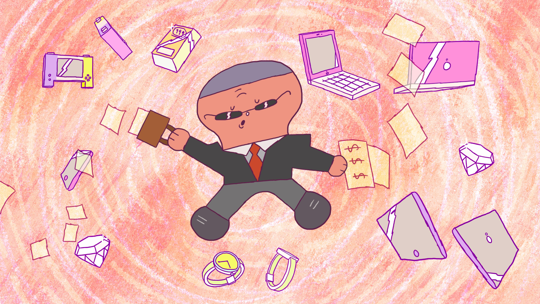 Best Singapore Student Animation: The Growth / Sarah Cheok